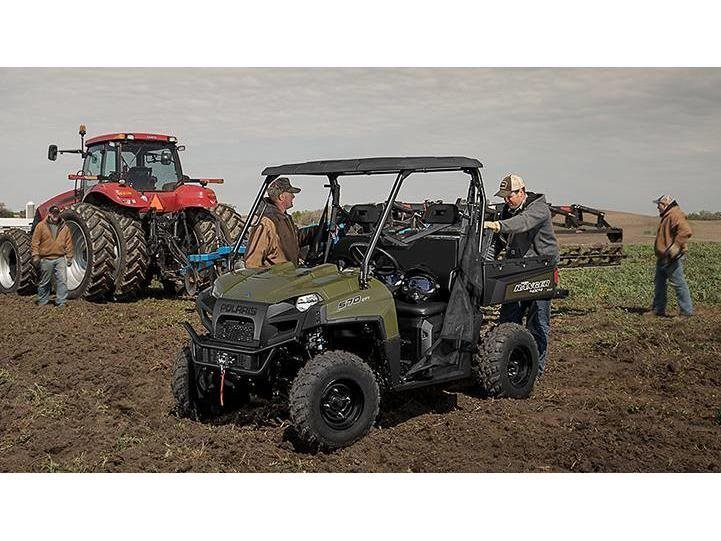 2016 Polaris Ranger570 Full Size in Lake Mills, Iowa - Photo 7
