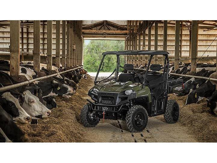 2016 Polaris Ranger570 Full Size in Lake Mills, Iowa - Photo 10