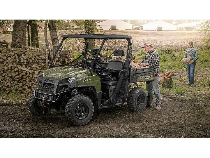 2016 Polaris Ranger570 Full Size in Lake Mills, Iowa - Photo 11