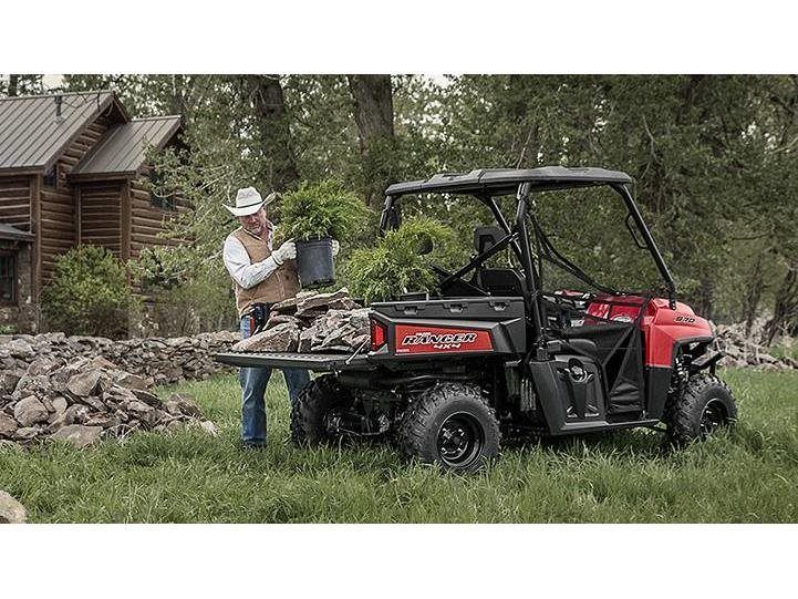 2016 Polaris Ranger570 Full Size in Lake Mills, Iowa - Photo 6