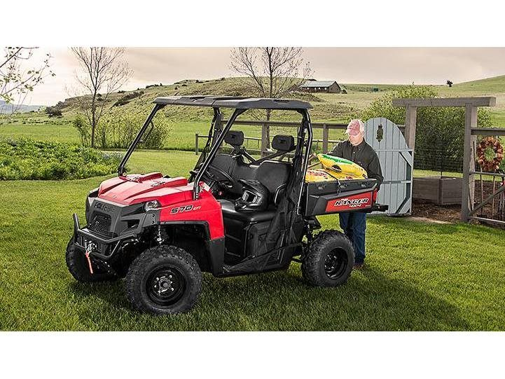 2016 Polaris Ranger570 Full Size in Lake Mills, Iowa - Photo 8