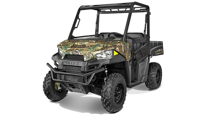 2016 Polaris Ranger 570 in Estill, South Carolina
