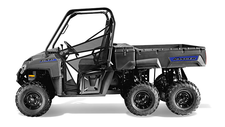 2016 Polaris Ranger 6X6 in Yuba City, California