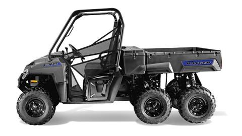 2016 Polaris Ranger 6X6 in Pierceton, Indiana