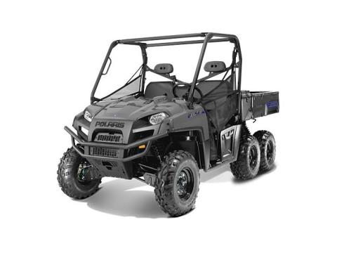2016 Polaris Ranger 6X6 in Lowell, North Carolina