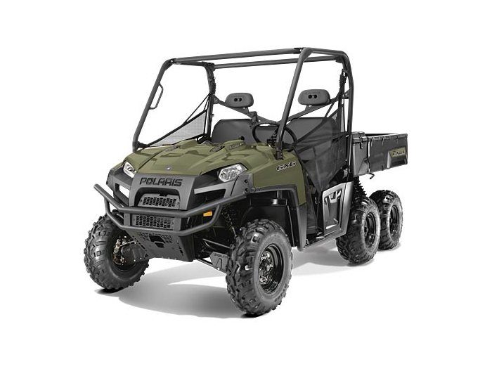 2016 Polaris Ranger 6X6 in Hazlehurst, Georgia