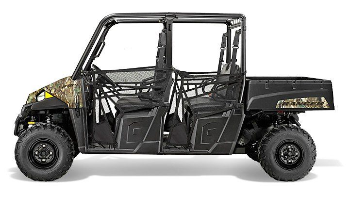 2016 Polaris Ranger Crew 570-4 in Hermitage, Pennsylvania