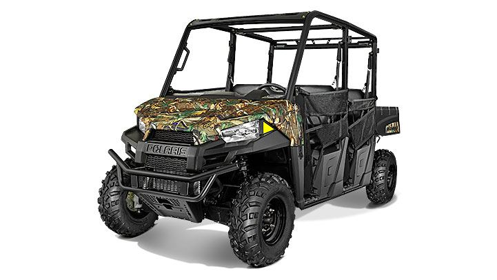 2016 Polaris Ranger Crew 570-4 in Lancaster, South Carolina
