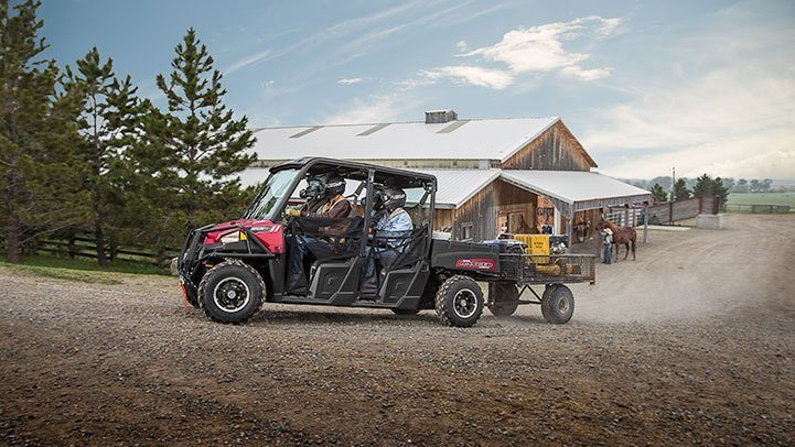 2016 Polaris Ranger Crew 570-4 in Altoona, Wisconsin