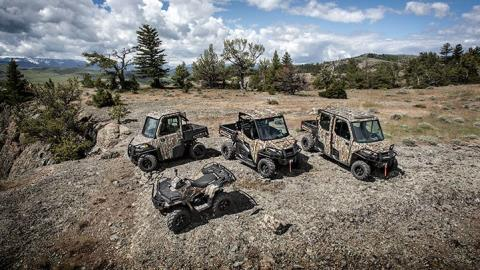 2016 Polaris Ranger Crew 570-4 EPS in Pensacola, Florida