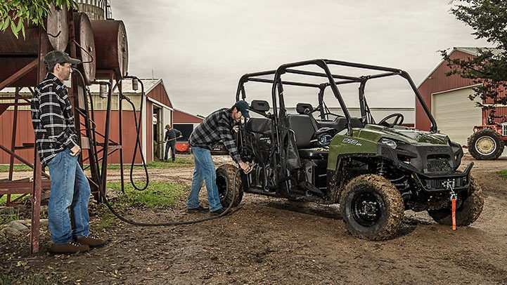 2016 Polaris Ranger Crew 570-6 in Conway, Arkansas