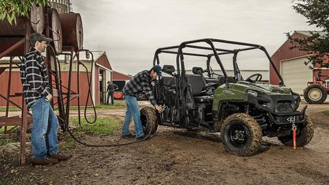 2016 Polaris Ranger Crew 570-6 in Shawano, Wisconsin