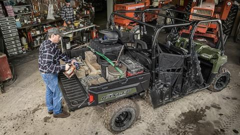 2016 Polaris Ranger Crew 570-6 in Dillon, Montana