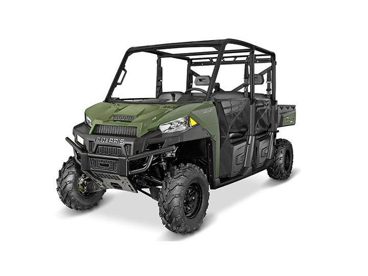 2016 Polaris Ranger Crew 900-5 in Columbia, South Carolina