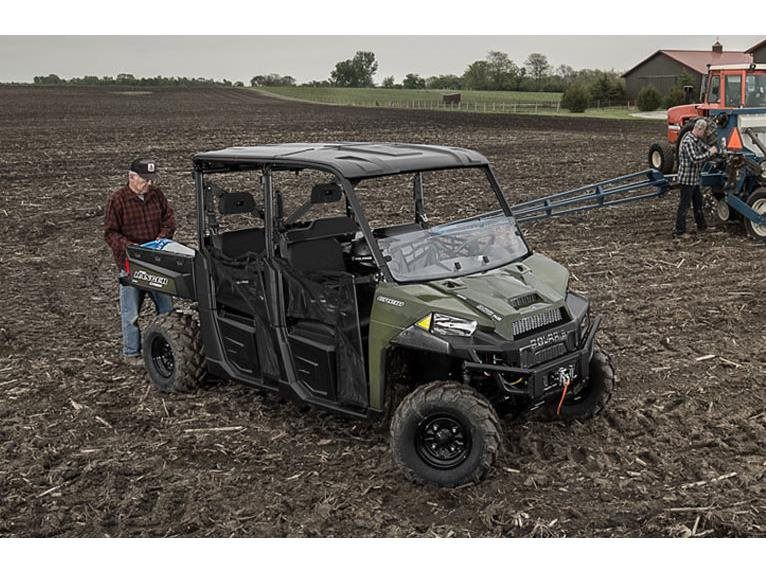 2016 Polaris Ranger Crew 900-5 in Kansas City, Kansas - Photo 3