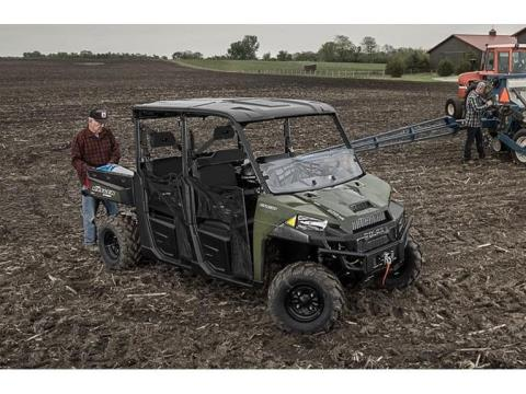 2016 Polaris Ranger Crew 900-5 in Altoona, Wisconsin