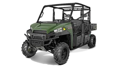 2016 Polaris Ranger Crew Diesel in Lake Mills, Iowa