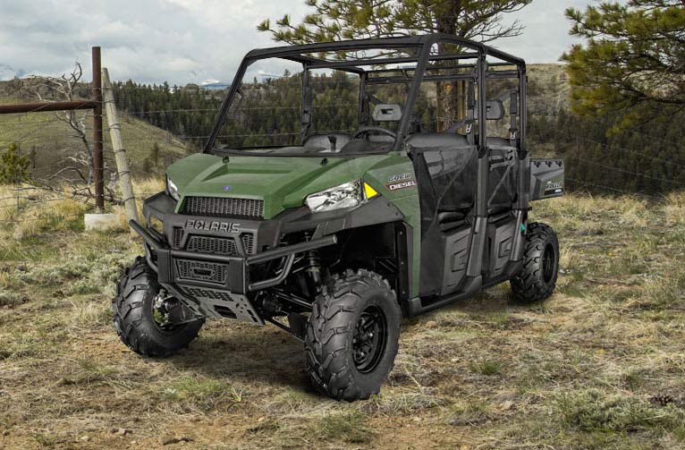 2016 Polaris Ranger Crew Diesel in Norfolk, Virginia - Photo 3