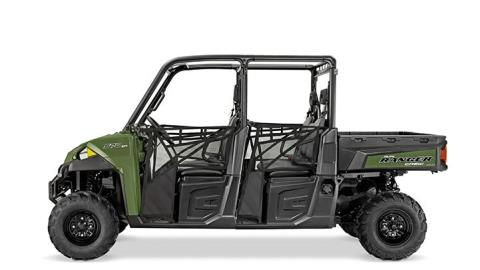 2016 Polaris Ranger Crew XP 570-6 in Lake Mills, Iowa