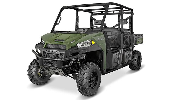 2016 Polaris Ranger Crew XP 570-6 in Shawano, Wisconsin