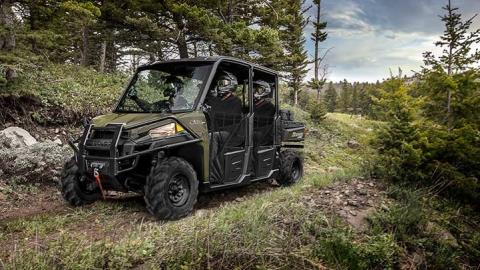 2016 Polaris Ranger Crew XP 570-6 in Yuba City, California