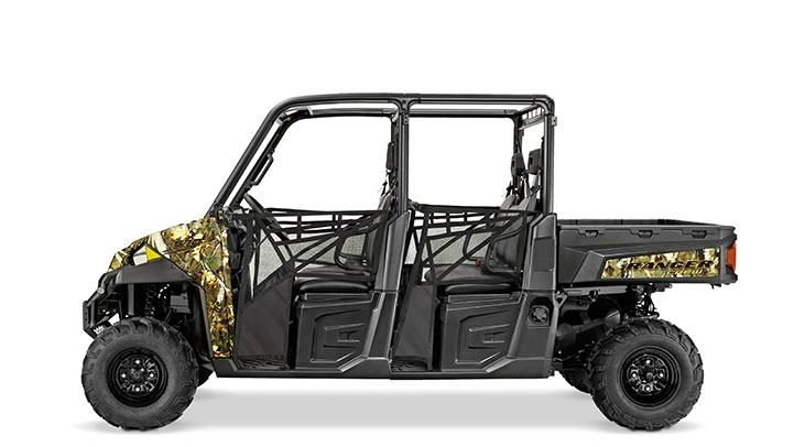 2016 Polaris Ranger Crew XP 570-6 EPS in Pensacola, Florida
