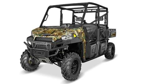 2016 Polaris Ranger Crew XP 570-6 EPS in Shawano, Wisconsin