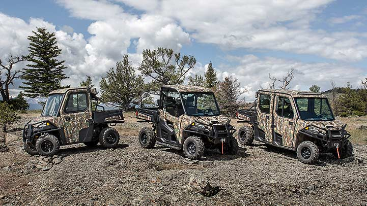 2016 Polaris Ranger Crew XP 570-6 EPS in Greer, South Carolina