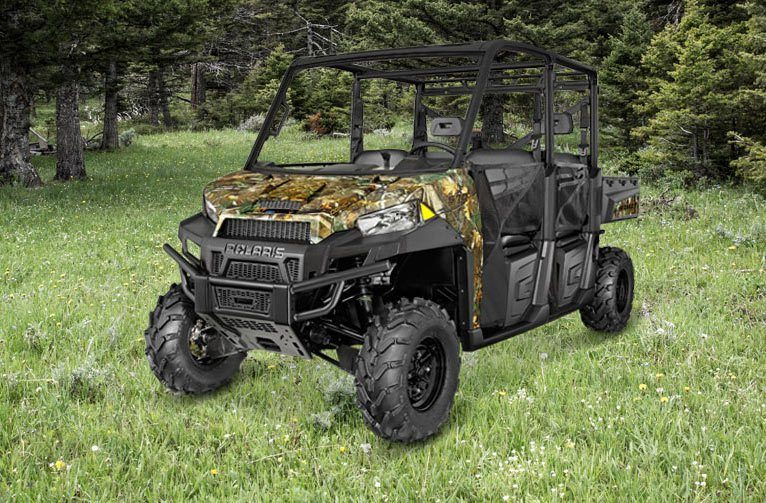 2016 Polaris Ranger Crew XP 570-6 EPS in Lake Mills, Iowa - Photo 4