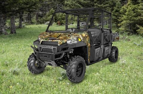 2016 Polaris Ranger Crew XP 570-6 EPS in Hermitage, Pennsylvania