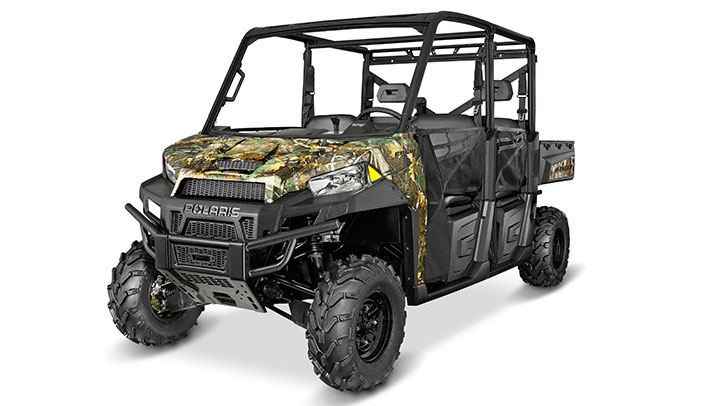 2016 Polaris Ranger Crew XP 900-5 EPS in Lake Mills, Iowa - Photo 1