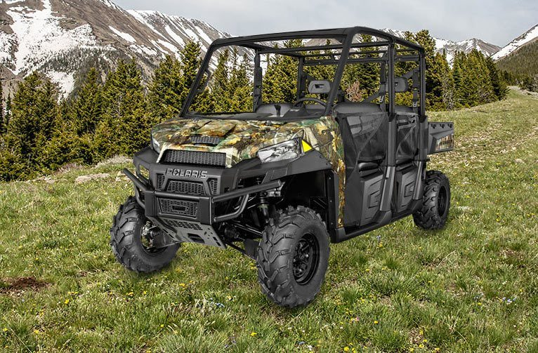2016 Polaris Ranger Crew XP 900-5 EPS in Lake Mills, Iowa - Photo 5