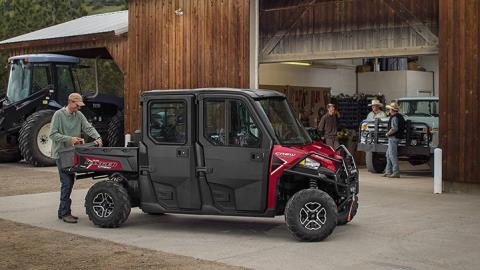2016 Polaris Ranger Crew XP 900-5 EPS in Greer, South Carolina