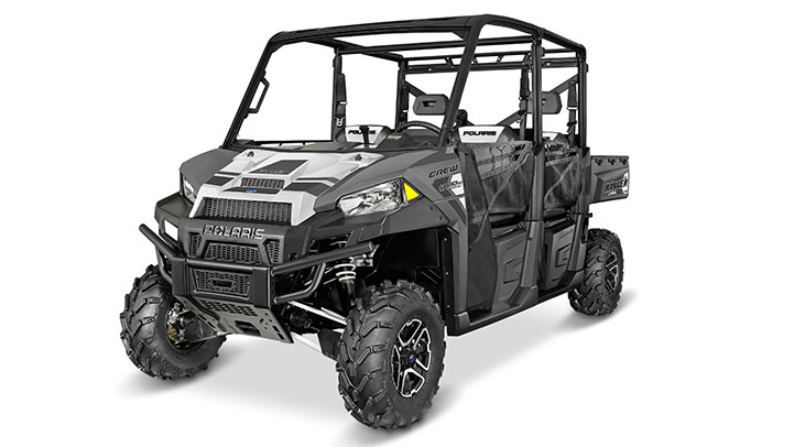 2016 Polaris Ranger Crew XP 900-5 EPS in Shawano, Wisconsin