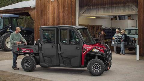 2016 Polaris Ranger Crew XP 900-5 EPS in Columbia, South Carolina