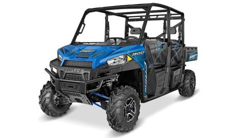 2016 Polaris Ranger Crew XP 900-5 EPS in High Point, North Carolina