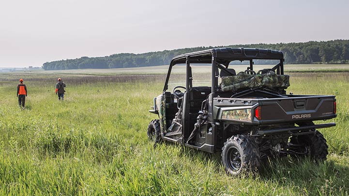 2016 Polaris Ranger Crew XP 900-5 EPS in Beaver Falls, Pennsylvania