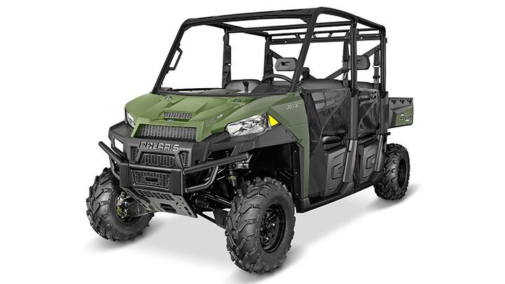 2016 Polaris Ranger Crew XP 900-6 in Auburn, California