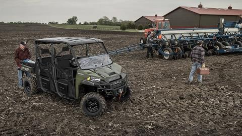 2016 Polaris Ranger Crew XP 900-6 in Kansas City, Kansas - Photo 3