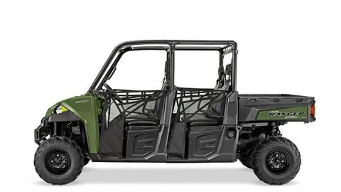 2016 Polaris Ranger Crew XP 900-6 in Kansas City, Kansas - Photo 2