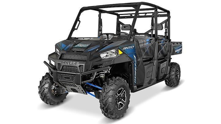 2016 Polaris Ranger Crew XP 900-6 EPS in Lancaster, Texas - Photo 1