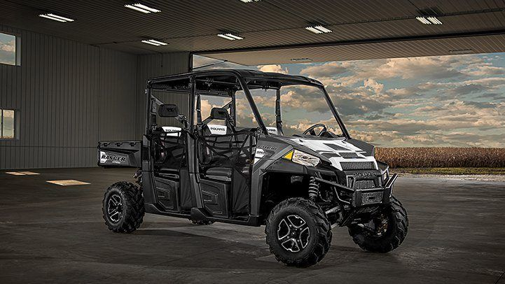 2016 Polaris Ranger Crew XP 900-6 EPS in Woodstock, Illinois