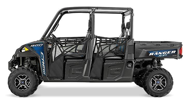 2016 Polaris Ranger Crew XP 900-6 EPS in Lancaster, Texas - Photo 2