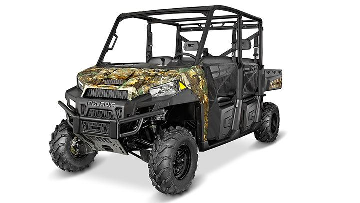 2016 Polaris Ranger Crew XP 900-6 EPS in Roseville, California