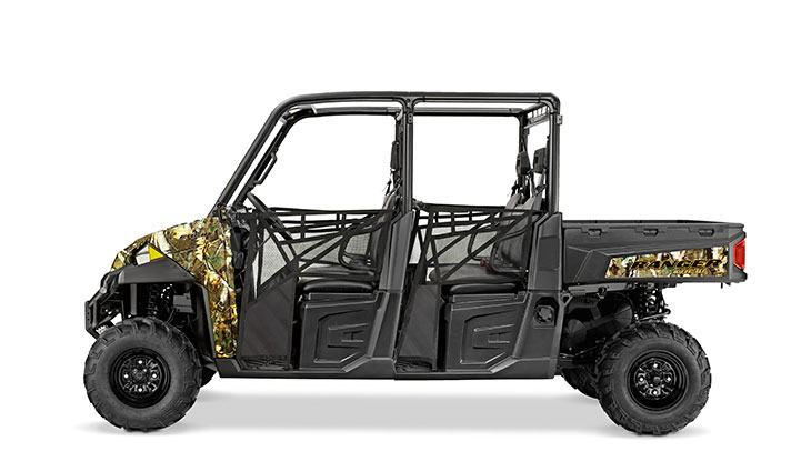 2016 Polaris Ranger Crew XP 900-6 EPS in Lake Mills, Iowa