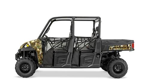 2016 Polaris Ranger Crew XP 900-6 EPS in Pensacola, Florida