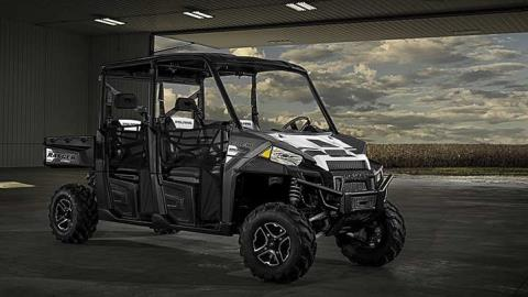 2016 Polaris Ranger Crew XP 900-6 EPS in Dillon, Montana