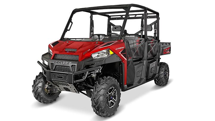 2016 Polaris Ranger Crew XP 900-6 EPS in Lake Havasu City, Arizona