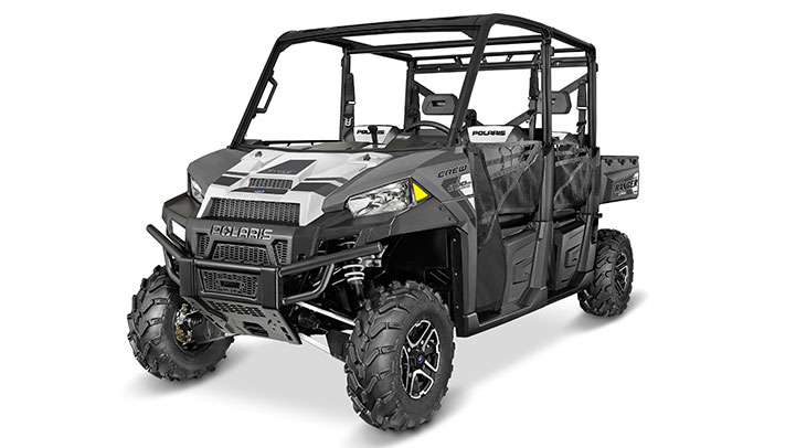 2016 Polaris Ranger Crew XP 900-6 EPS in Lake Mills, Iowa - Photo 1
