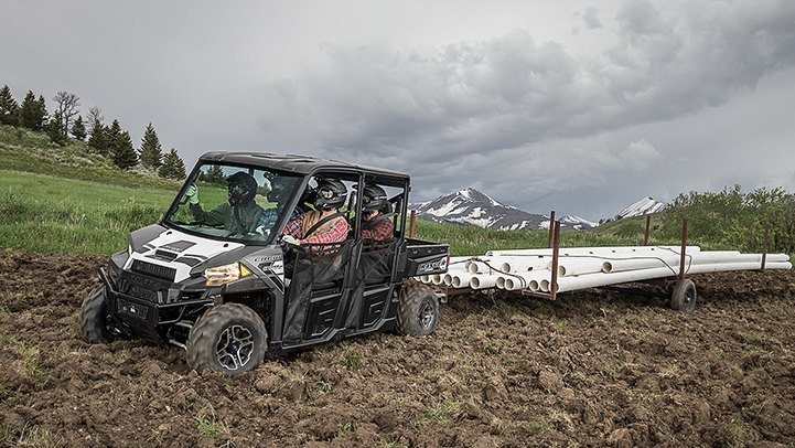 2016 Polaris Ranger Crew XP 900-6 EPS in Lake Mills, Iowa - Photo 4